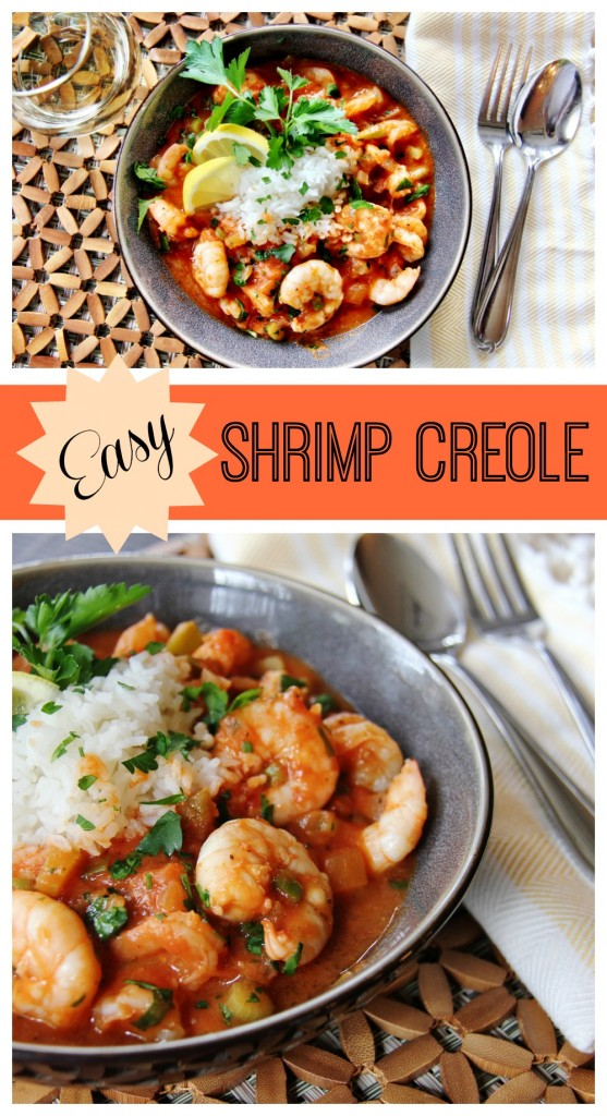 Check out our recipe for Easy Shrimp Creole