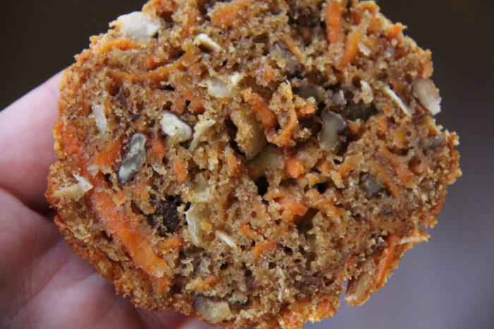 Easter dessert carrot cake