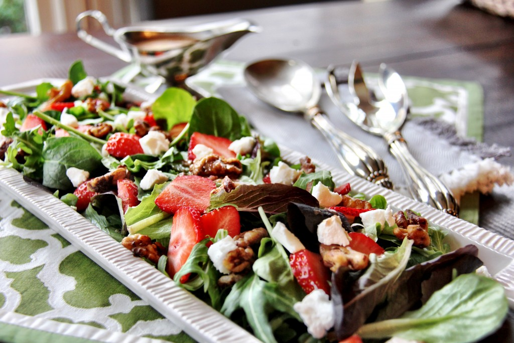 strawberry walnut salad 3