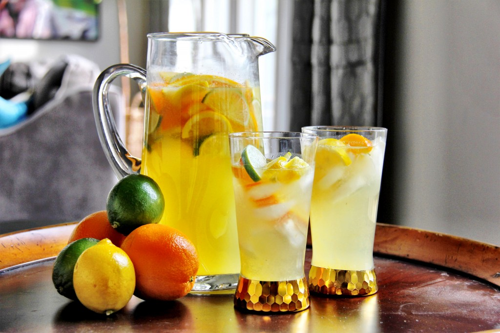 White Wine Sangria 1