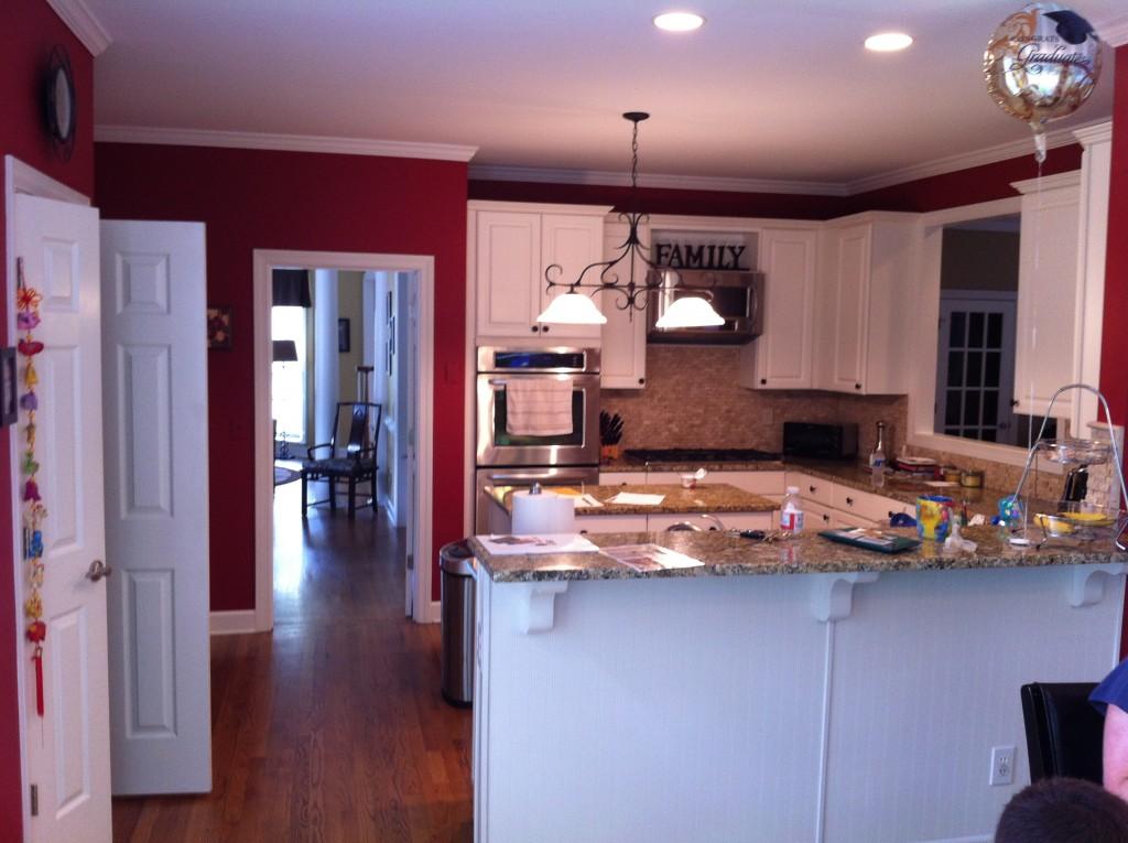 glitzy kitchen design 3