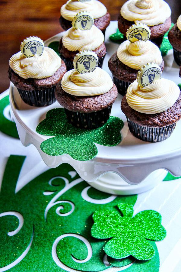 chocolate stout cupcakes 2
