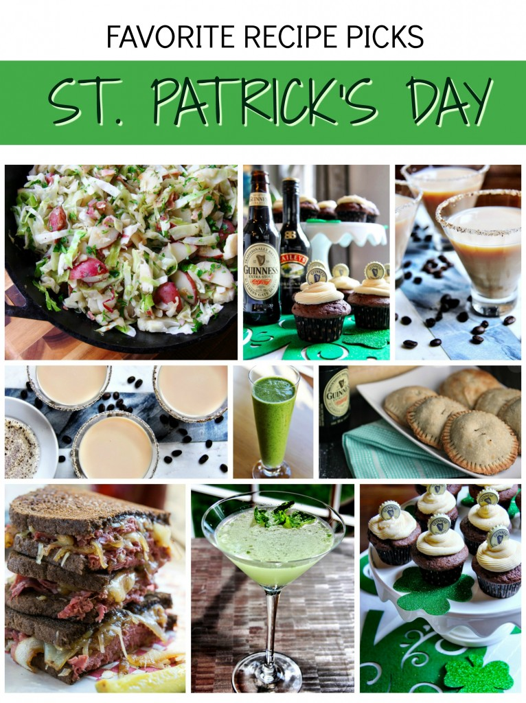 st. patrick's day recipes 1