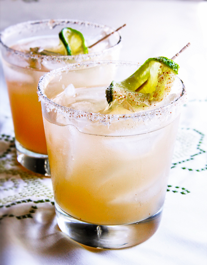 grapefruit Margarita 1