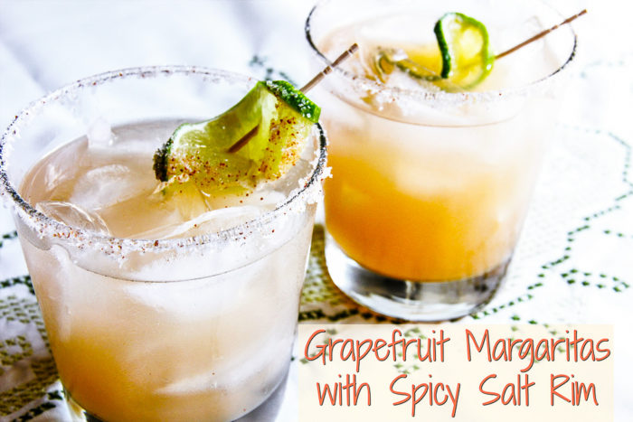 Grapefruit Margarita 2