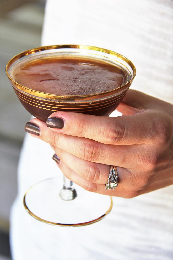 rye whiskey martini 2