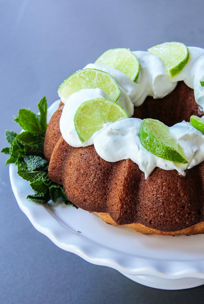 Mojito cake recipe 1
