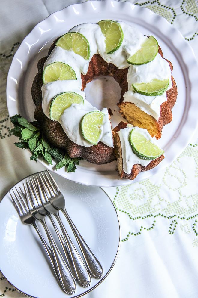 Mojito Cake recipe 4