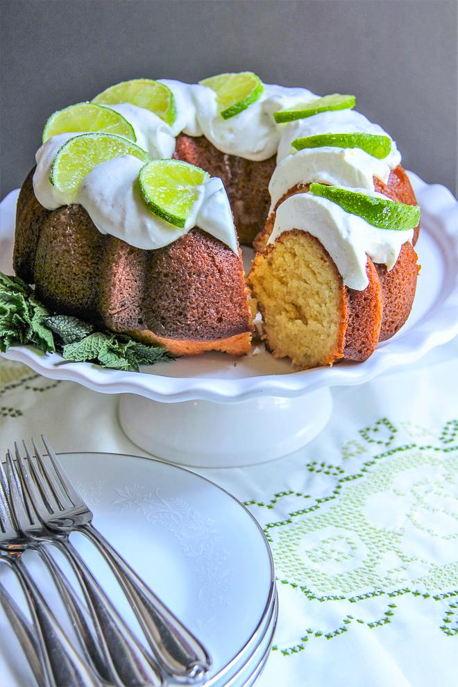 mojito cake recipe 7