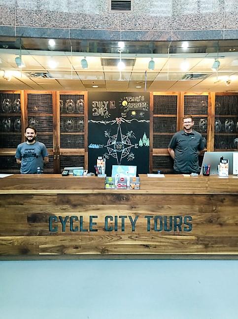 vancouver bike tour 2