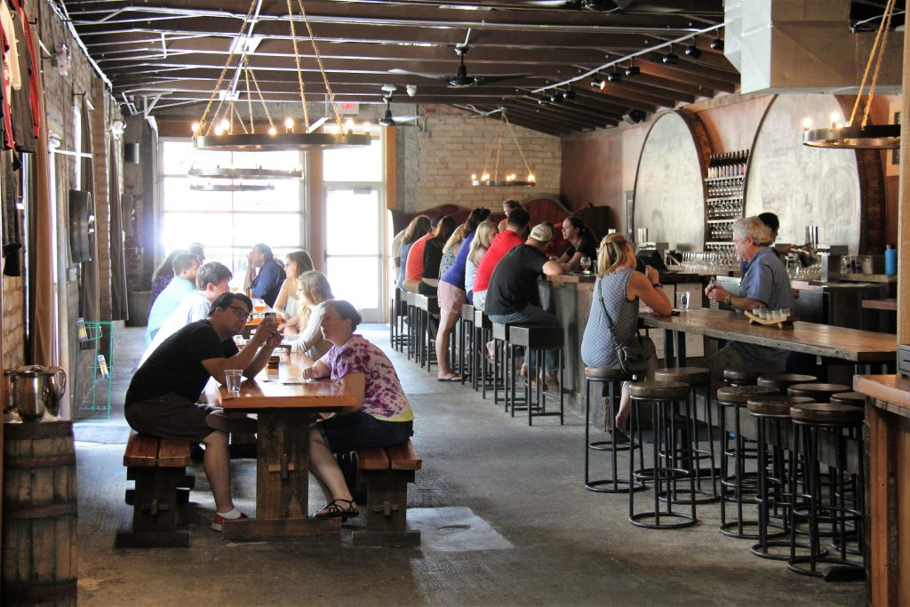 brewpub at wicked weed