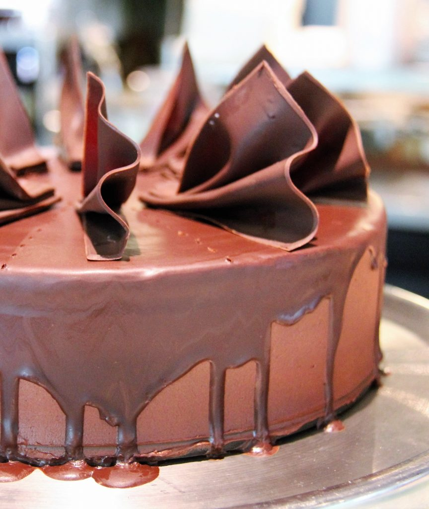 french broad chocolates cake