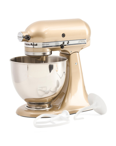 mixer for easy weeknight meals