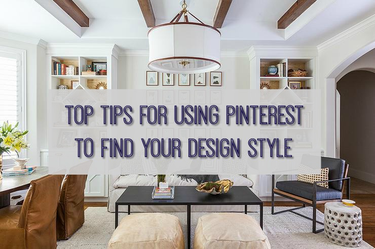 pinterest tips for design