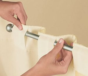 how to hang curtains 4