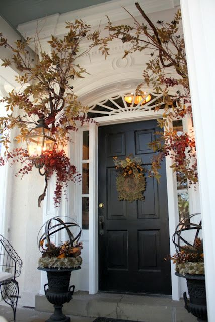 front porch decorating ideas 1
