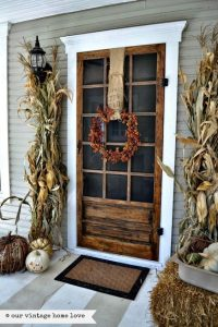 front porch fall decorating 3