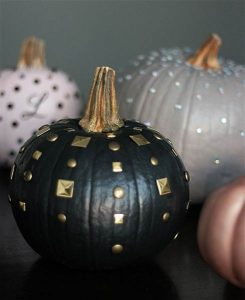 fall decorations with personal touches