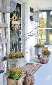 fall decorating ideas front porch 4