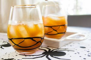 fall whiskey cocktail
