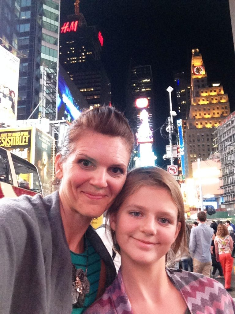 mother daughter trip to nyc 17