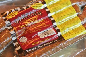 conecuh sausage for jambalaya pasta