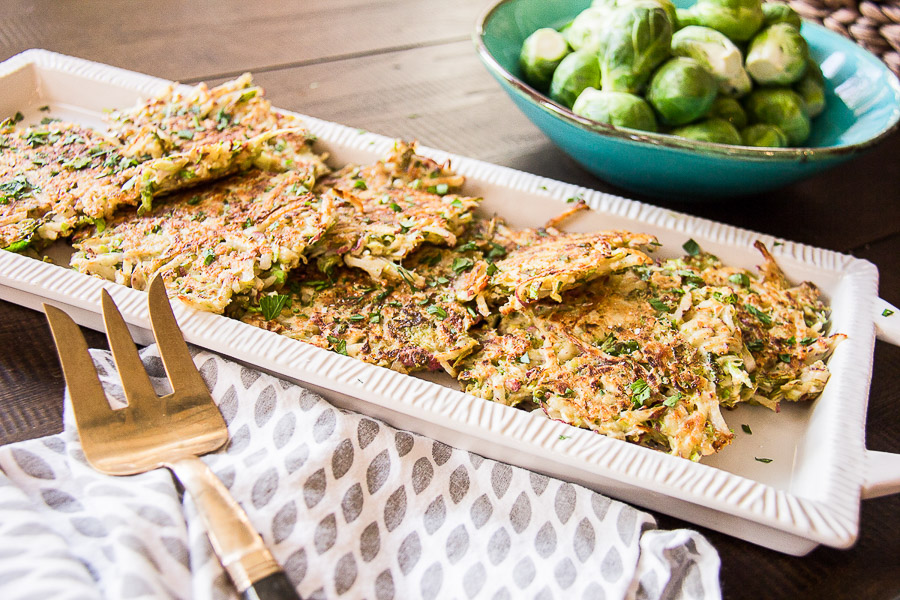 brussels sprouts potato latkes-1