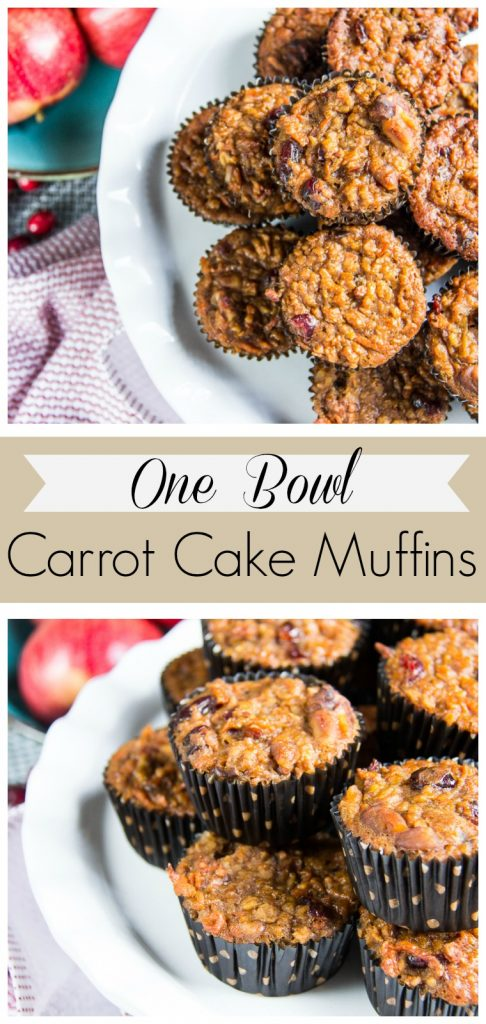 carrot cake muffins 5