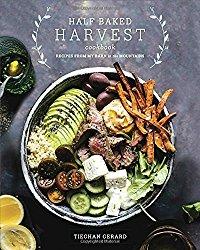 Amazon Half Baked Harvest Book sumptuous Living Seasonal
