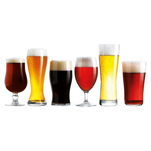 beer glass set sumptuous living drink shop