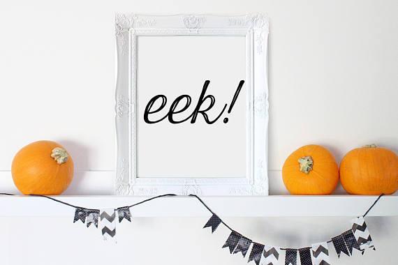 Etsy Eek Artwork sumptuous Living Seasonal