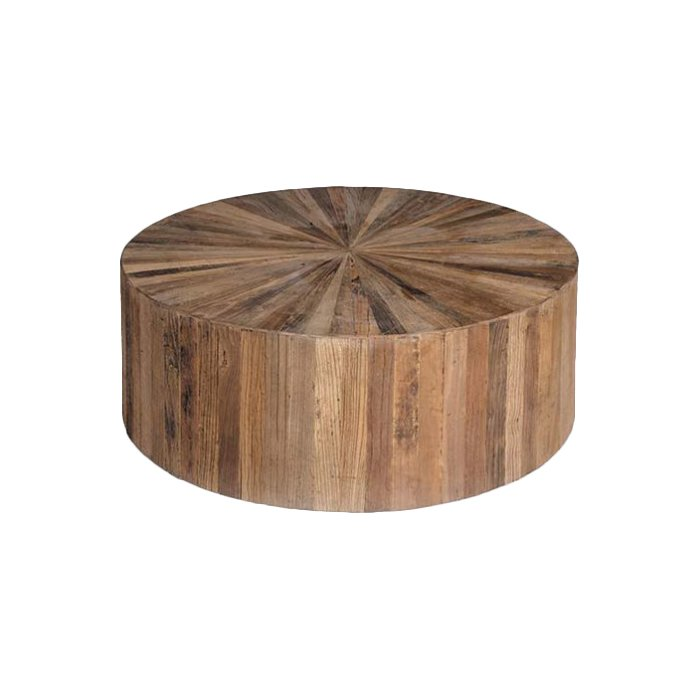 Gabby Round Coffee Table Sumptuous Living Home Decor
