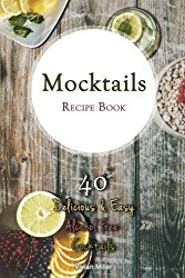 Mocktails recipe Book sumptuous living drink shop