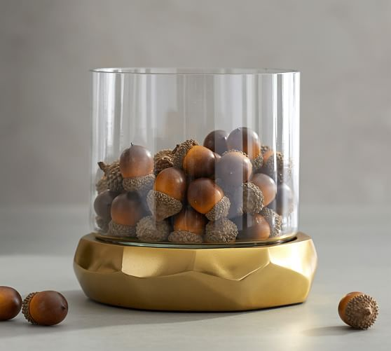 PB Acorn Vase Filler Sumptuous Living Seasonal