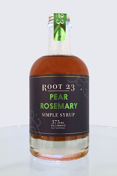 pear rosemary simple syrup sumptuous living drink shop
