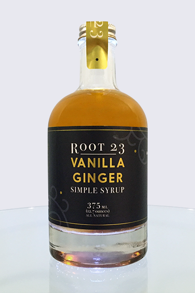 Vanilla_Ginger simple syrup sumptuous living