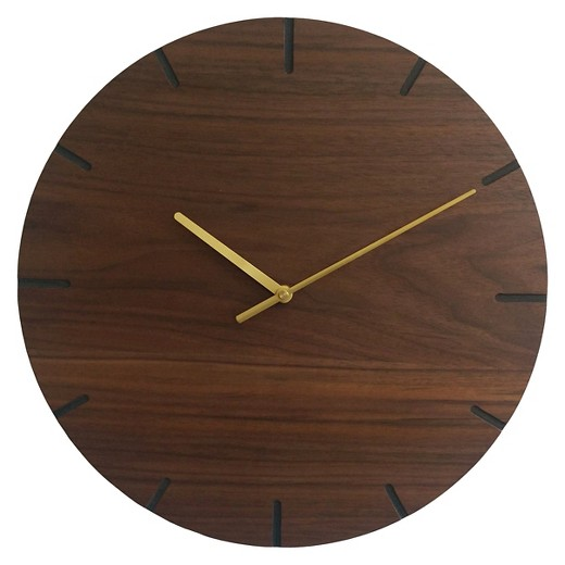 Wooden Clock Sumptuous Living Home Decor