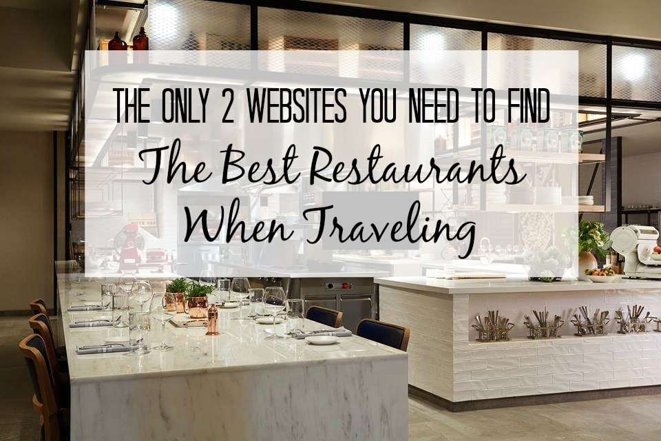 best restaurant recommendation websites