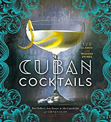 cuban cocktail book drink shop