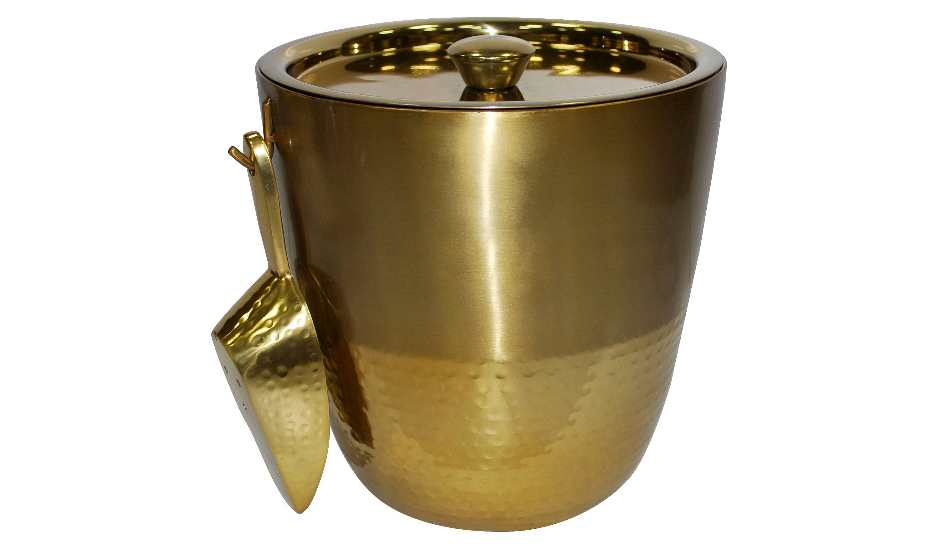 gold ice bucket target sumptuous living drink shop