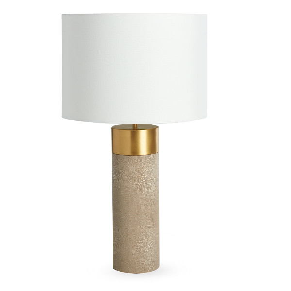 ivory shargreen lamp Sumptuous Living Home Decor