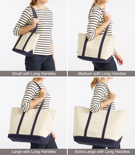 llbean beach tote sizes sumptuous living travel gear