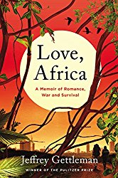 love africa travel gear book