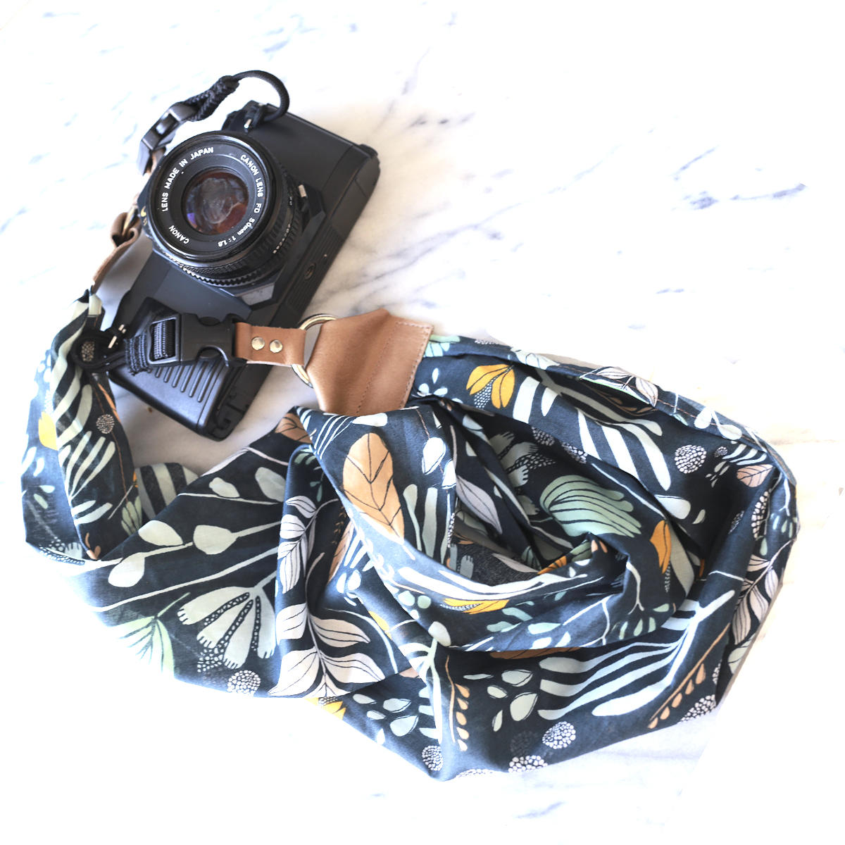 scarf camera strap etsy travel gear