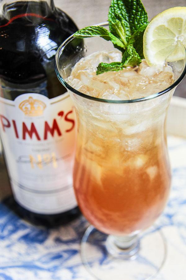 pimm's mojito cocktail 7
