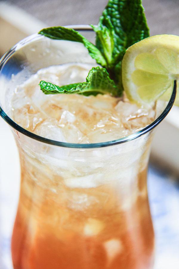 Pimm's Mojito Cocktail