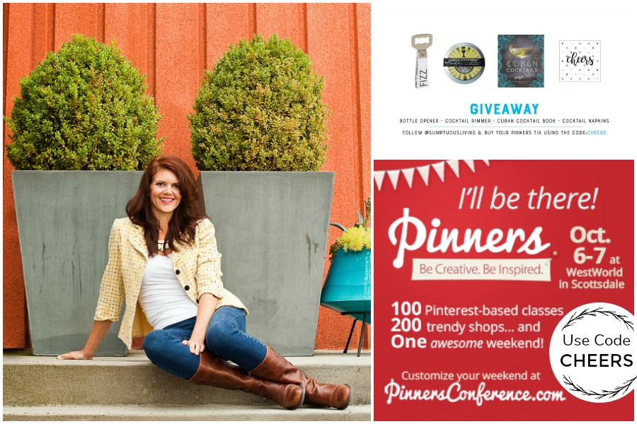 Pinners conference giveaway arizona collage