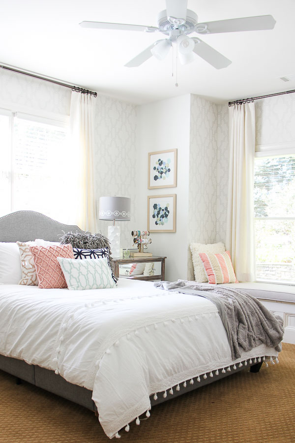 our most incredible bedroom transformation airy bedroom