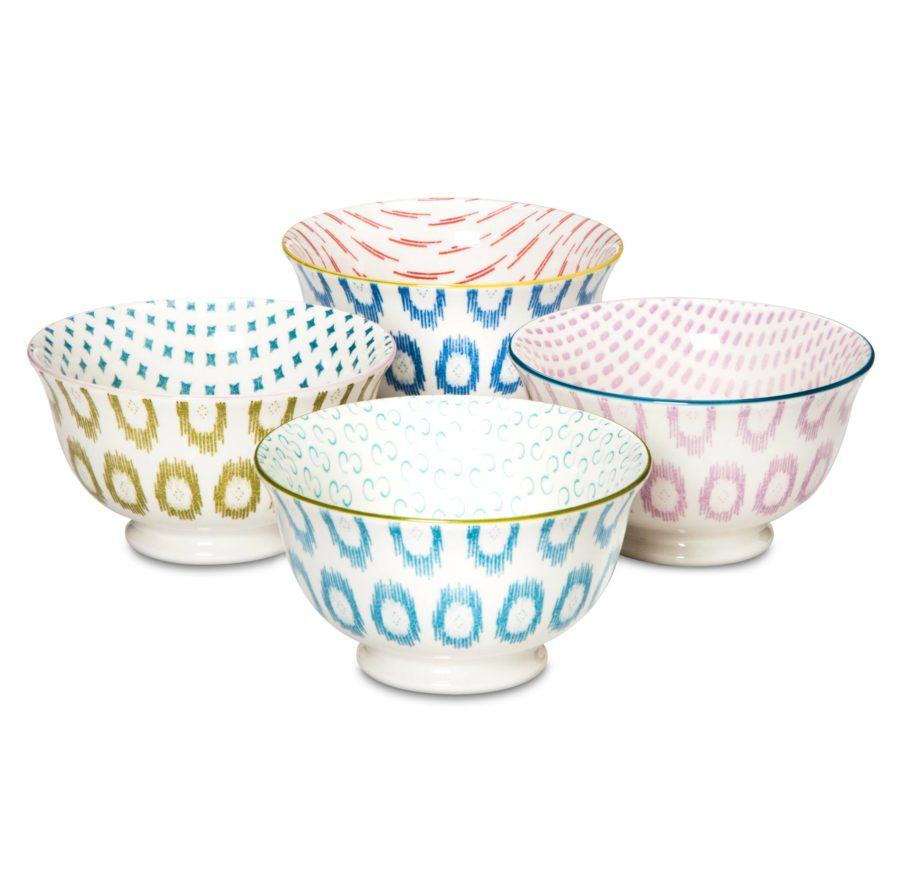 polka dot bowls target