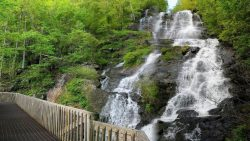 fall day trips from atlanta waterfall
